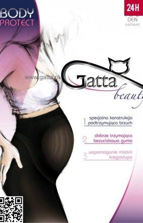 Gatta Body Protect 100 Den rajstopy ciążowe