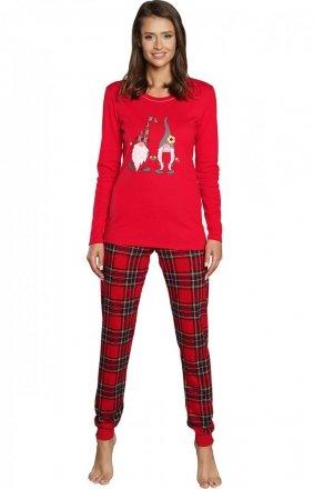 Italian Fashion Santa świąteczna piżama damska