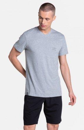 Henderson Duty 38881-90X piżama szaro-czarna