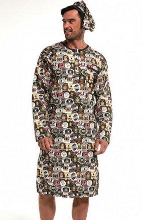 Cornette 109/643902 kr/r M-2XL koszula nocna męska