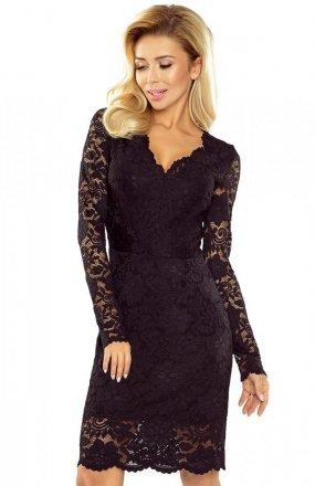 Numoco 170-1 sukienka czarna