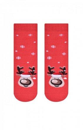Steven 099-507 skarpety świąteczne
