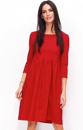 *Numinou NU79 sukienka czerwona