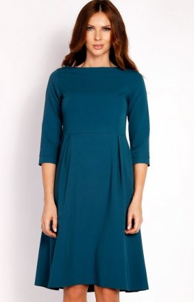 LOU LOU L008 sukienka zielona