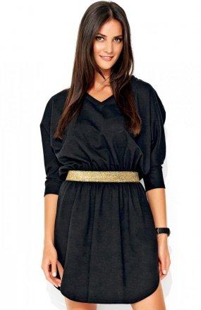 *Numinou NU118 sukienka czarna