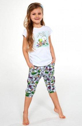 Cornette Kids Girl 487/84 Bunny piżama