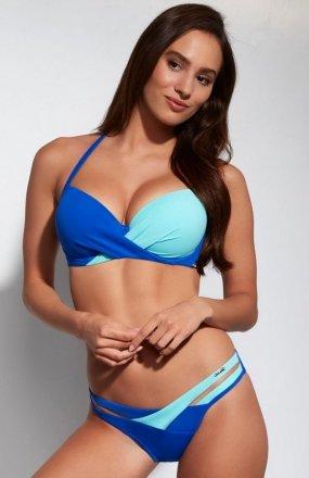*Krisline Laguna brassiere biustonosz plażowy niebieski
