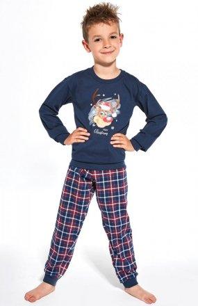 Cornette Young Boy 966/113 Reindeer piżama