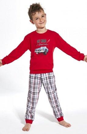 Cornette Kids Boy 593/104 Cabrio piżama