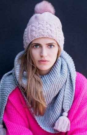 Art of Polo czapka górska wędrówka różowa