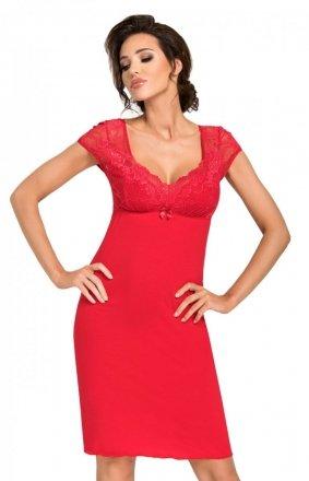 Donna Koszulka Brigitte Czerwona