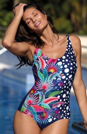 Marko kostium kąpielowy Susanna Blu Scuro-Thai M-629