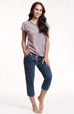 Luna 604 MAXI piżama damska