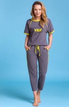 *Bawełniana piżama damska PY139