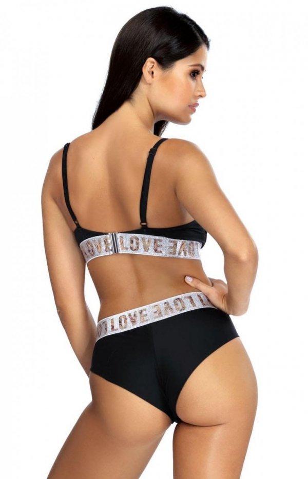 Dwuczęściowy kostium kąpielowy LOVE L2367/1 tył