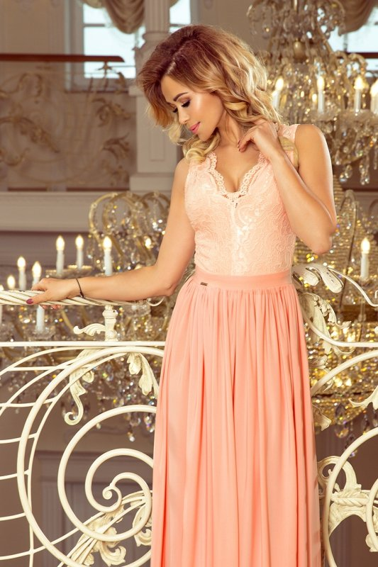 Maxi sukienka Lea Numoco 211-4 -1