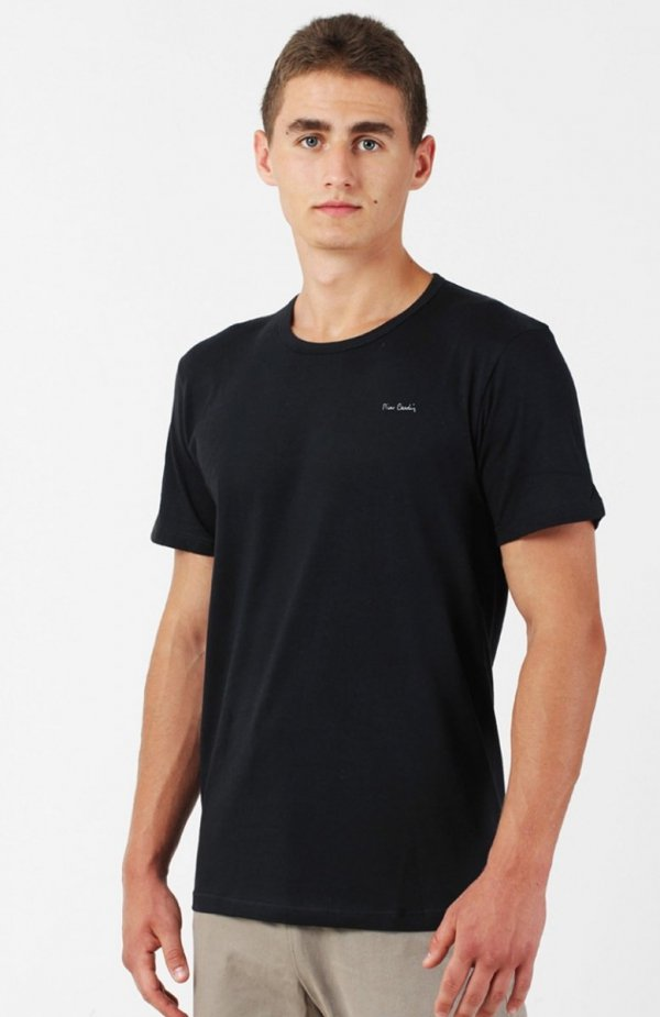 Pierre Cardin R-Neck koszulka czarny