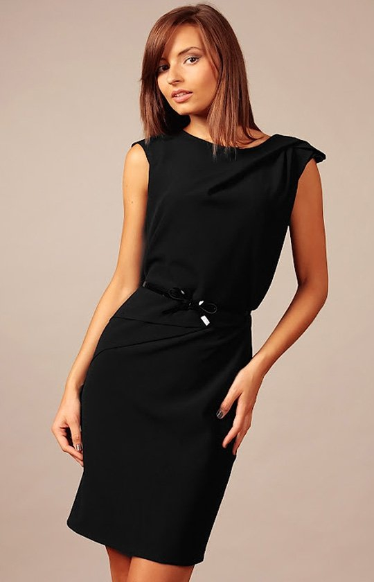 Vera Fashion Estera sukienka czarna