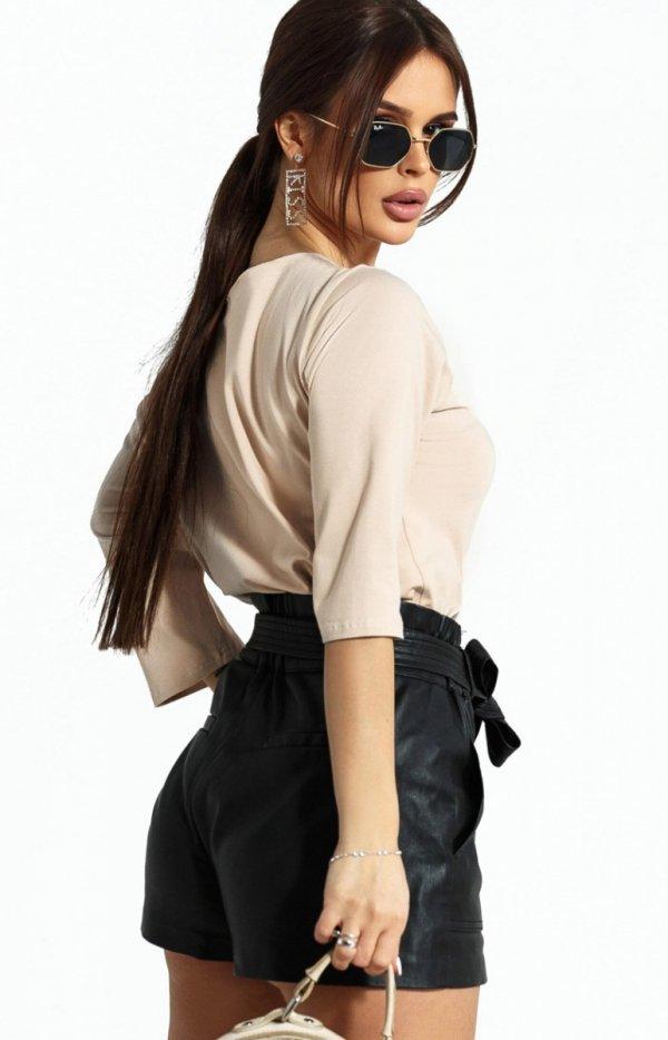 Kobieca bluzka z tygrysem 102-21 tył