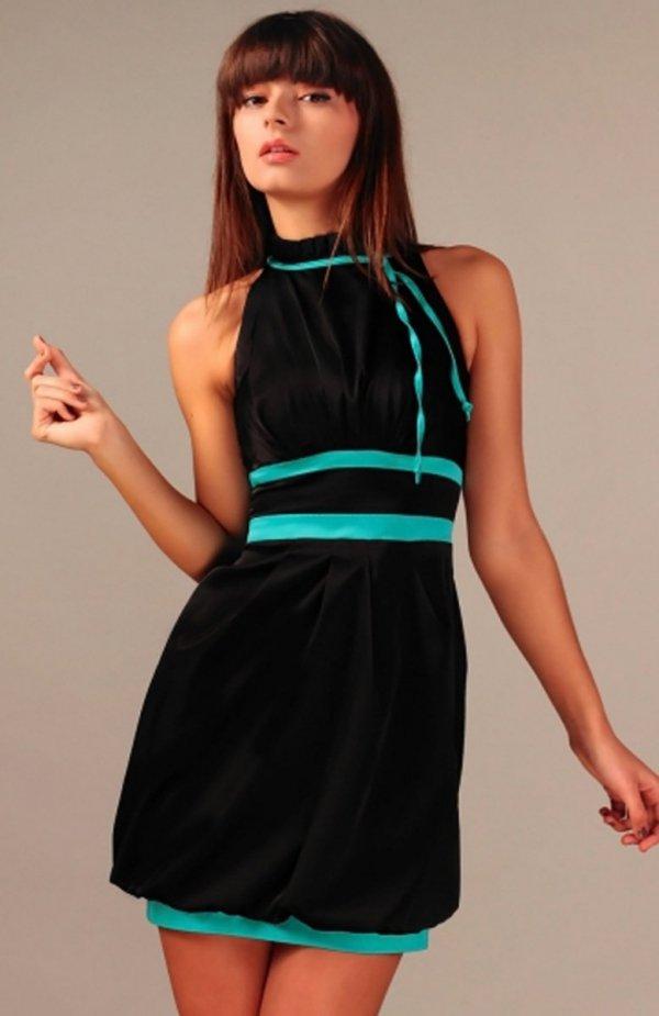 Vera Fashion Jacqueline sukienka czarna
