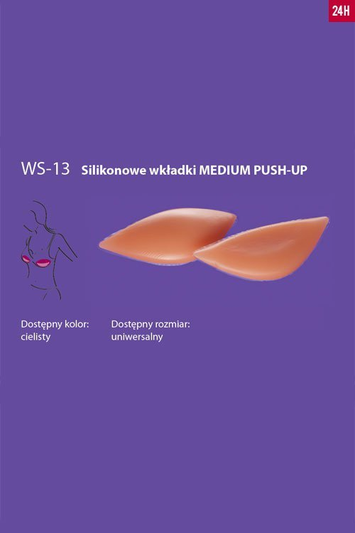 Julimex WS-13 wkładki silikonowe