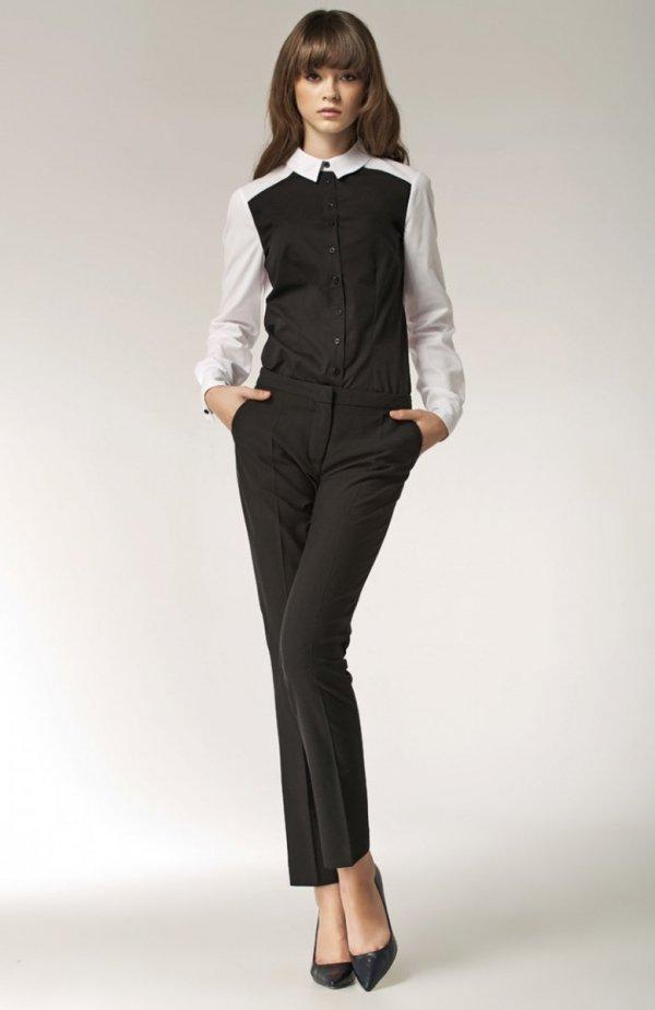 Nife SD09 spodnie czarne