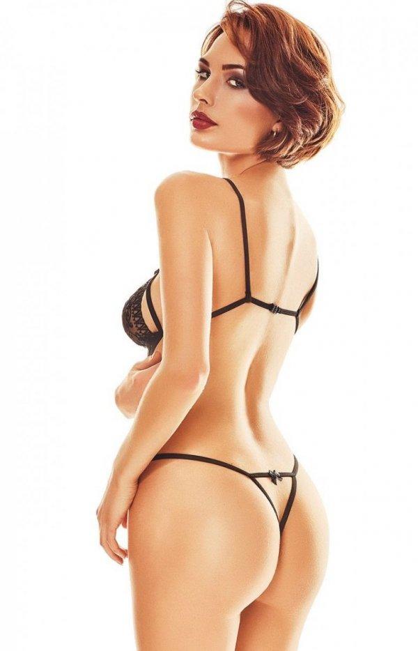 Expresivo body erotyczne tył