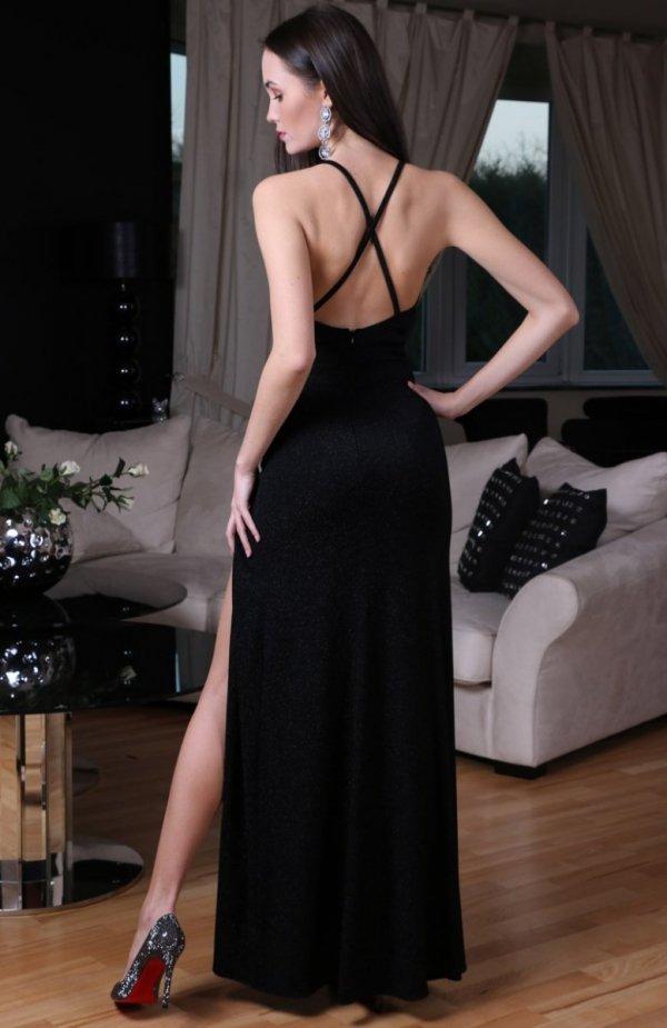 Roco 231 sukienka wieczorowa tył