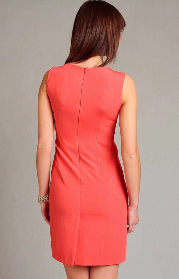 Vera Fashion Chantale sukienka koralowa