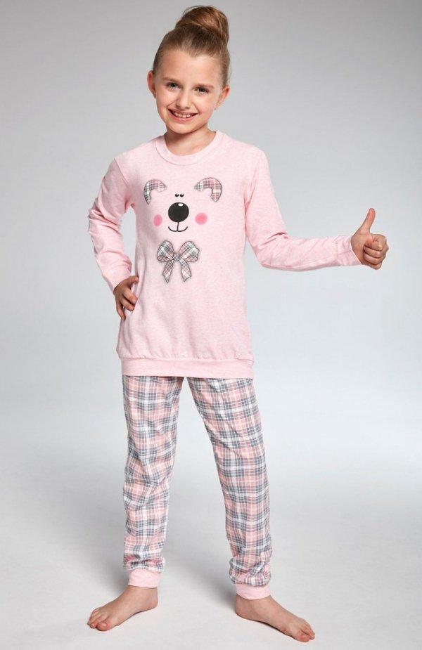 Cornette Kids Girl 594/96 Teddy piżama