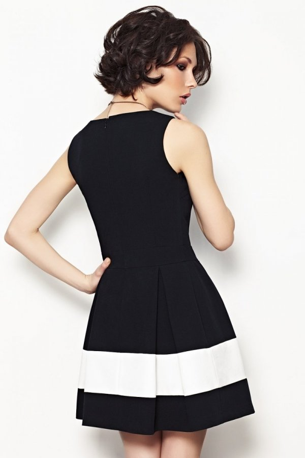 Vera Fashion Elodie sukienka czarna