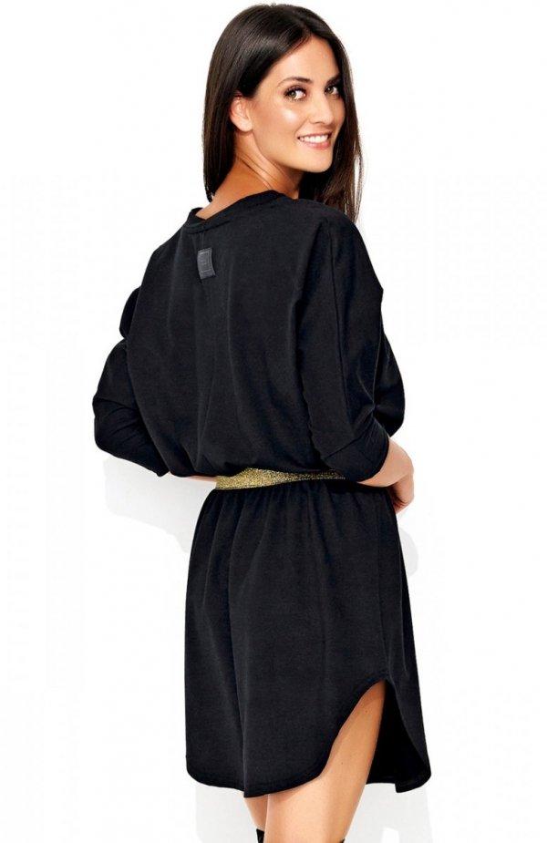 Numinou NU118 sukienka czarna