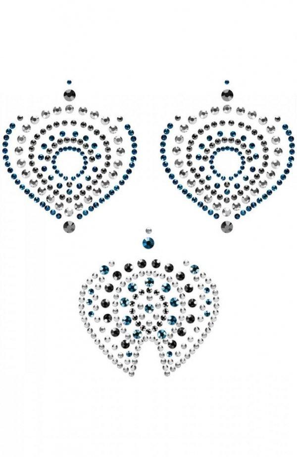 Bijoux Indiscrets Flamboyant dekoracja na ciało