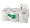Papier toaletowy Jumbo w roli Linea Trade PT LINEA-szary Ø 190 mm 1-warstwowy szary