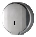 Pojemnik (podajnik) Faneco Geo (LCO0207S) na papier toaletowy w rolkach, ścienny, ze stali nierdzewnej