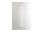 Prosty uchwyt łazienkowy Bisk Masterline PRO 04782 600 mm - atestowana poręcz łazienkowa