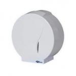 Pojemnik (podajnik) Bisk Masterline Jumbo (00399) na papier toaletowy w rolkach, ścienny, z tworzywa ABS