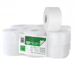 Papier toaletowy Jumbo w roli Linea Trade 4125 Ø 190 mm 2-warstwowy biały