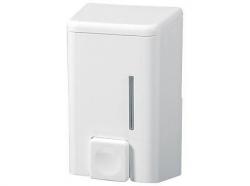 Dozownik (dystrybutor) mydła w płynie Bisk Masterline (07402) 0,5 litra z tworzywa ABS