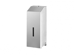 Dozownik (dystrybutor) mydła w płynie Bisk Masterline D1 (04957) 1 litr ze stali nierdzewnej