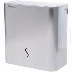 Pojemnik stalowy na ręczniki papierowe LUNA P600SNB