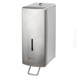 Dozownik mydła i płynów dezynfekcyjnych metalowy 1 l LAB (SA1001SHB)