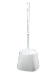 Szczotka WC Bisk Ewa 93702 z tworzywa sztucznego ABS