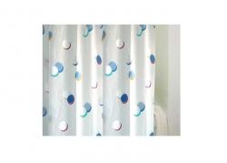 Zasłona prysznicowa Bisk PEVA AERO 03569 180x200 cm