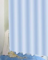 Zasłona prysznicowa Bisk PEVA UNI 03510 180x200 cm