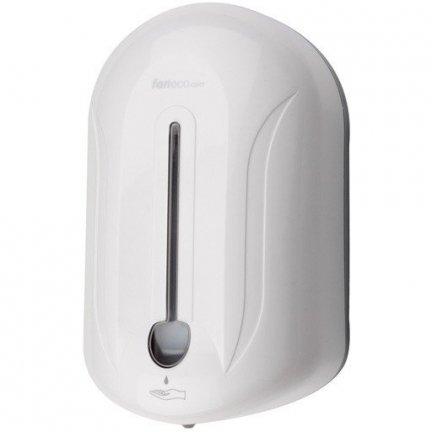 Automatyczny bezdotykowy dozownik (dystrybutor) mydła w płynie Faneco Pop (SA1100PDW) 1,1 litra z tworzywa ABS
