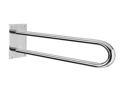 Poręcz stała łazienkowa Bisk Masterline PRO 054990 600 mm chromowana - atestowana poręcz łazienkowa