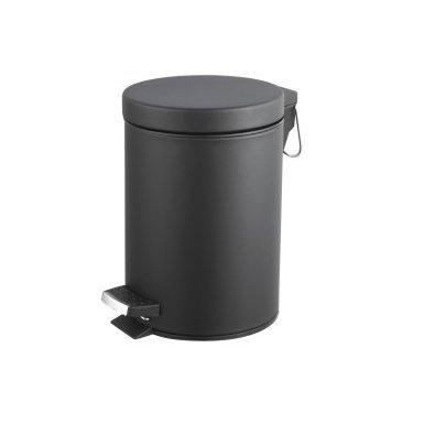 kosz-na-śmieci-okrągły-3L-czarny-EKA-PLAST