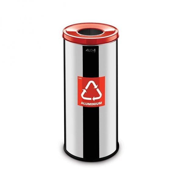 kosze-do-segregacji-eko-prestige-alda-45-l-aluminium