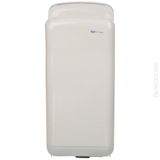 Kieszeniowa suszarka do rąk Faneco Monsun 1900W (DA1900PFW), automatyczna, biała ABS
